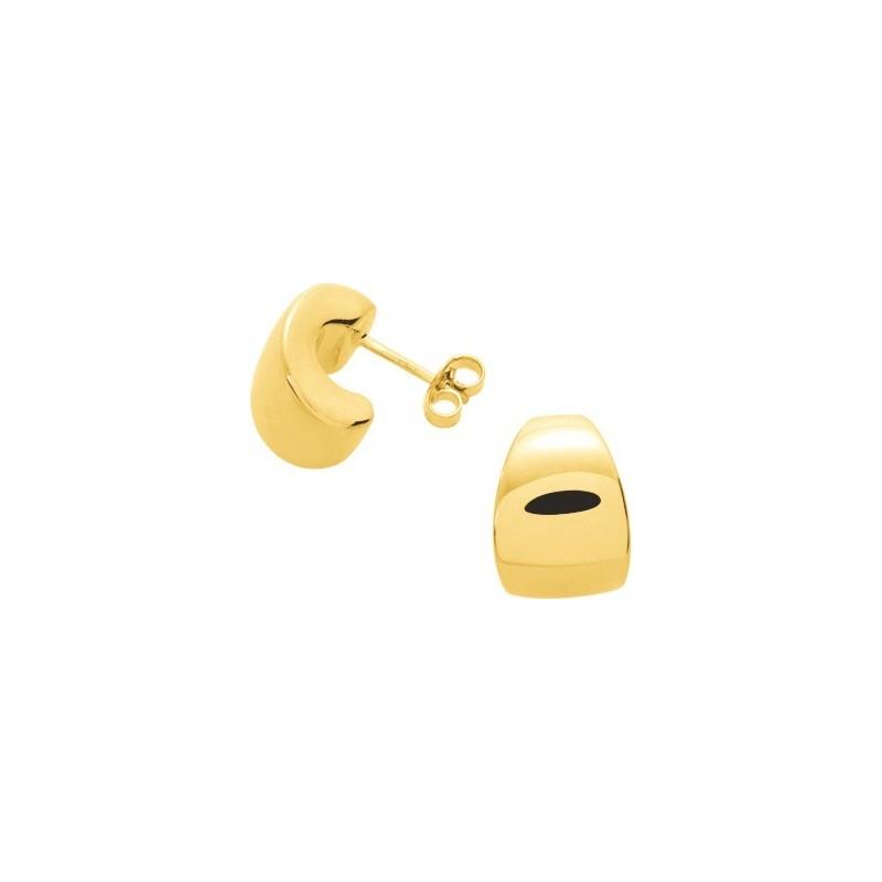 Boucles d'oreilles or...