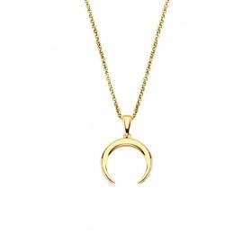 Collier Femme plaqué-or