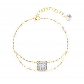 Bracelet Plaqué-Or SPARK