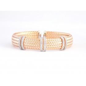 Bracelet argent VALENZI